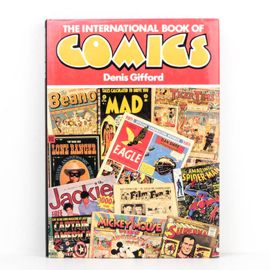 Denis Gifford, The International Book of Comics