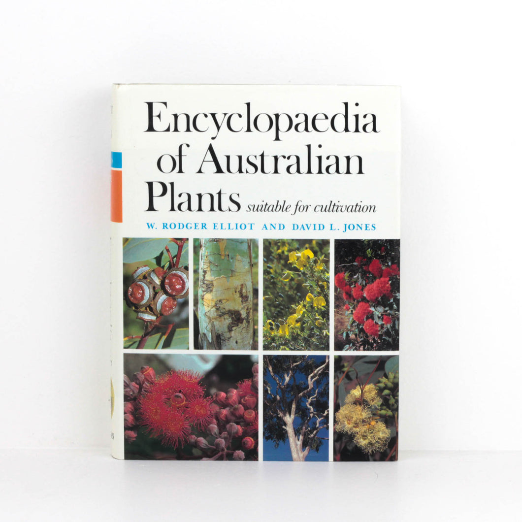 W. Rodger Elliot and David L. Jones, Encyclopadeia of Australian Plants