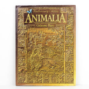 Grame Base, Animalia (Signed Anniversary Edition)