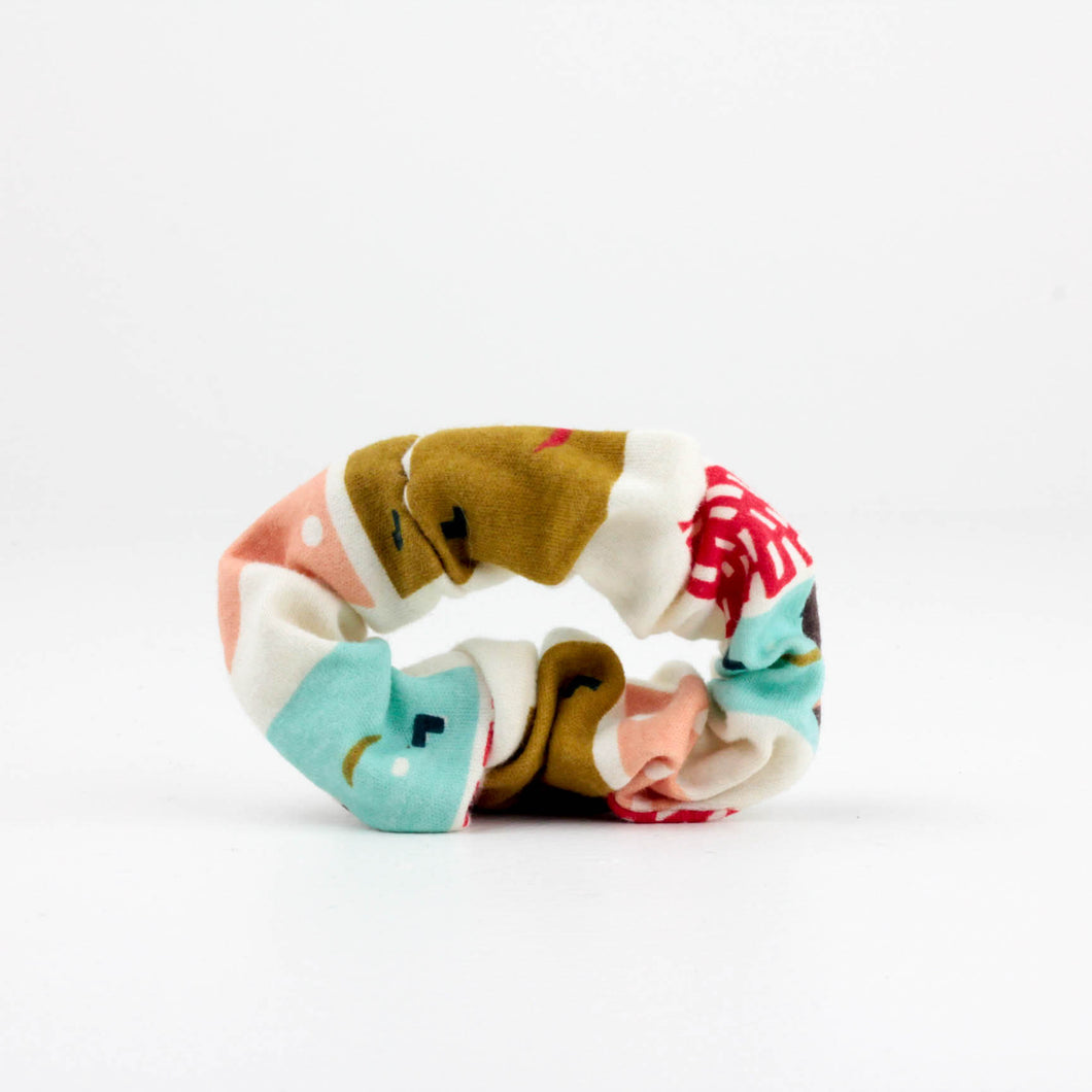 The Sweetpea Scrunchie
