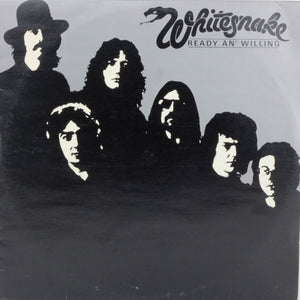 Whitesnake, Ready an' Willing