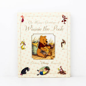 Disney, The Many Adventures of Winnie the Pooh
