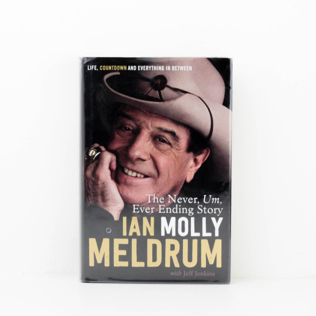 Jeff Jenkins, The Never, um, Ever Ending Story Ian Molly Meldrum