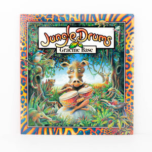 Graeme Base, Jungle Drums