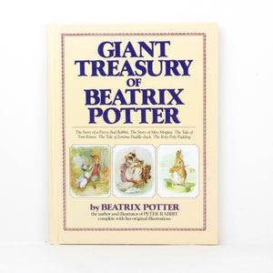 Beatrix Potter, Giant Treasury of Beatrix Potter