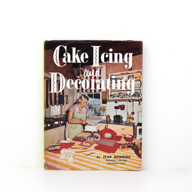 Jean Bowring, Cake Icing and Decorating