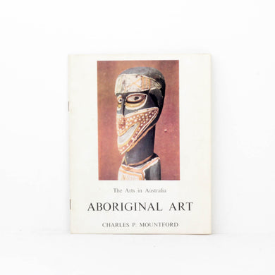 Charles P. Mountford, Aboriginal Art