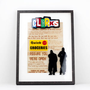 Clerks Wall Art
