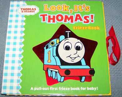 Look it's Thomas! Frieze Book