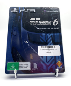 GT 6 Anniversary Edition, PS3