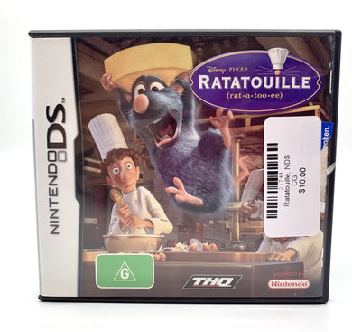Ratatouille, NDS