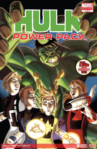 Hulk Power Pack 1 of 4