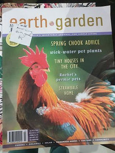 Earth Garden magazine