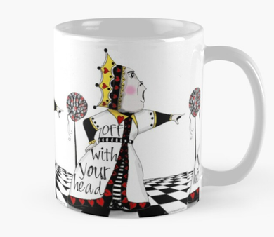 Off with your head (mug)
