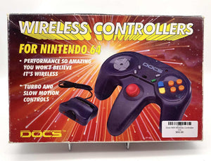 Docs N64 Wireless Controller