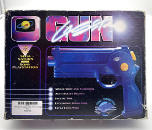 Honey Bee Laser Gun PS or Sega