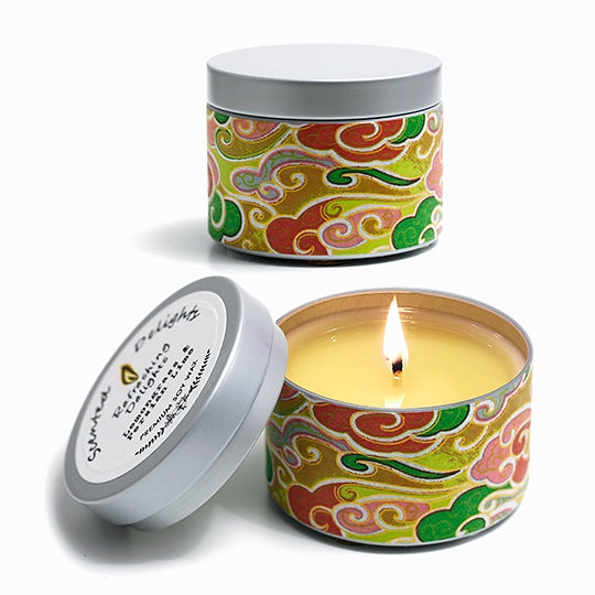 Lemongrass & Lime Soy Candle - 20hr Tin