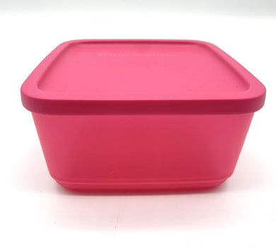 Tupperware Square rounds 650ml