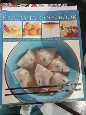 Gourmet cookbook for intoleran
