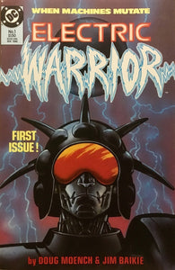 Electric Warrior Full Set
