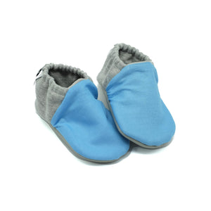 Blue 0-6m Shoes