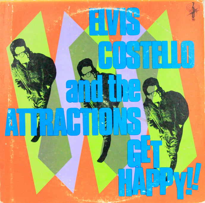Elvis Costello and the Attractions, Get Happy!