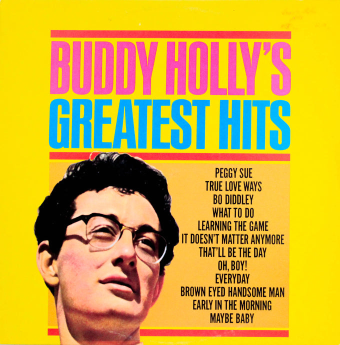 Buddy Holly's, Greatest Hits