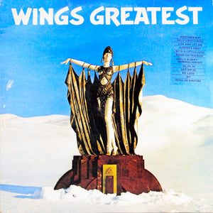 Wings, Wings Greatest