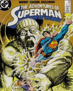 Adventures of Superman #443