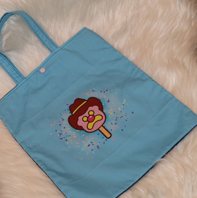 M132 Tote Bag - Bubble O