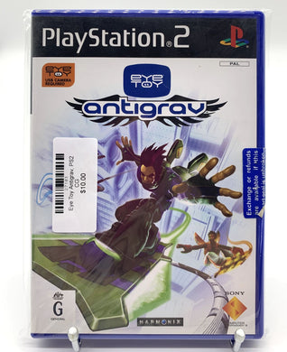 Eye Toy Antigrav, PS2