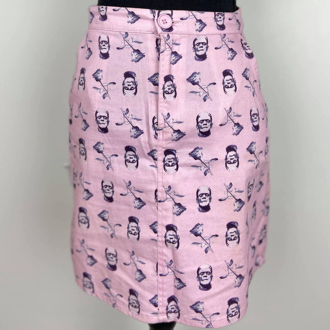 J- Frankenstein Skirt Size 8