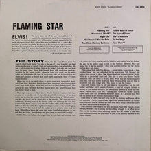 Load image into Gallery viewer, Elvis Presley, Elvis Sings Flaming Star