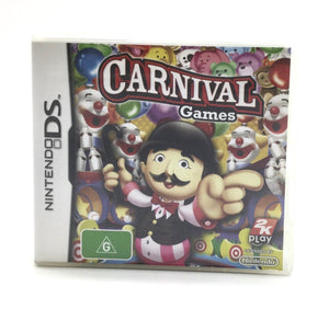 Carnival Games DS