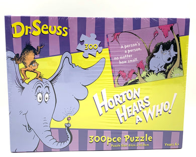 Dr Seuss 300pc Jigsaw