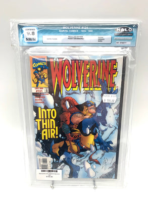 Wolverine slur Slab Comic