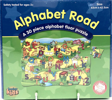 Alphabet Road Floor Puzzle