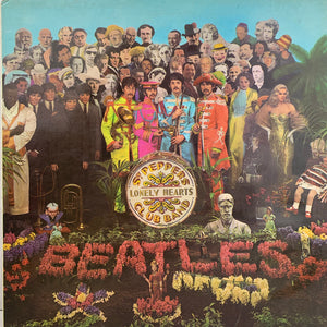 The Beatles, Sgt Peppers Lonely Hearts Club Band