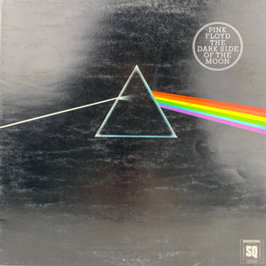 Pink Floyd, The Dark Side of The Moon