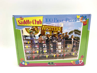 NEW Saddle Club Jigsaw Puzzle