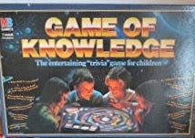 The Game of Knowledge board game