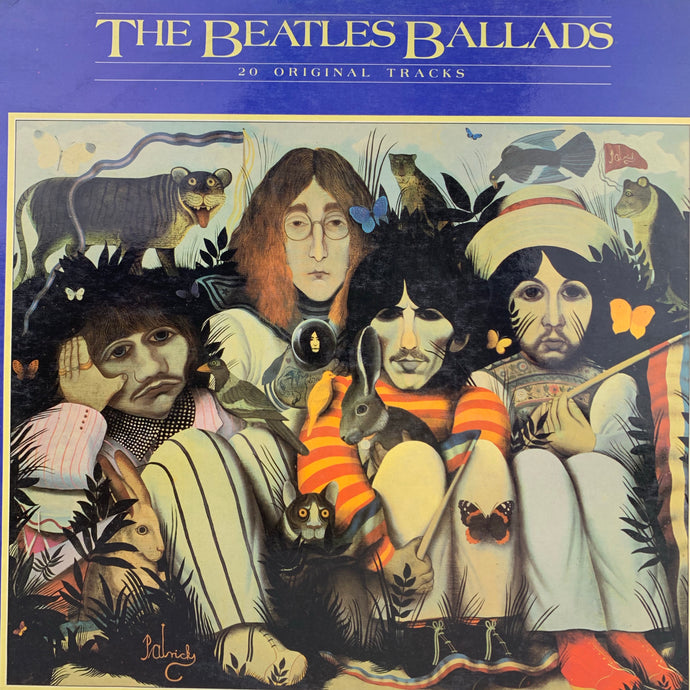 The Beatles, Ballads 20 Original Tracks