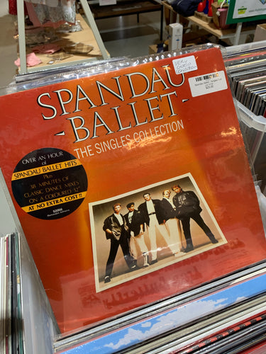 Spandau Ballet - Singles Collection