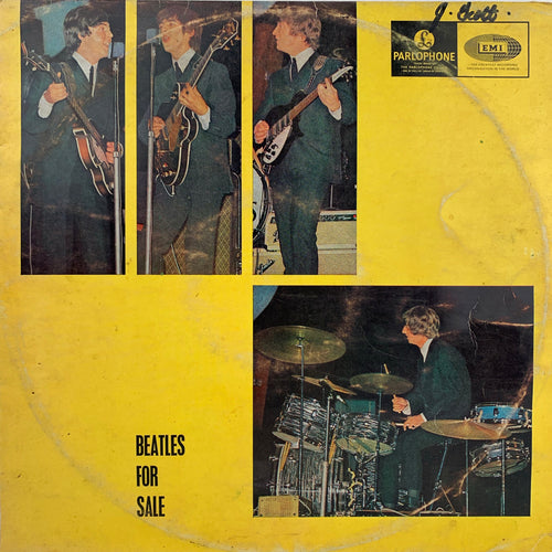 The Beatles, Beatles For Sale MONO
