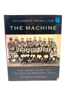 The Machine Collingwood Book