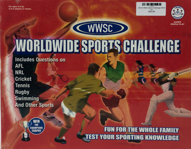 World Wide Sports Game