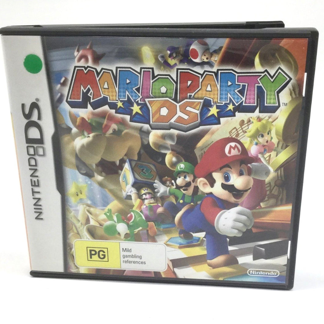 Mario Party DS NM