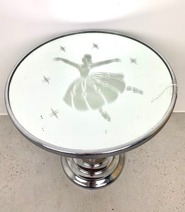 Ballerina Art Deco table