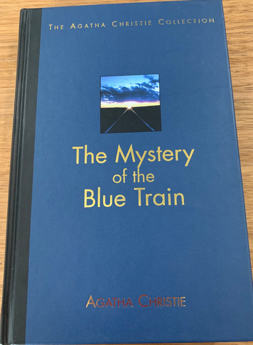 Agatha Christie, The Mystery of the Blue Train