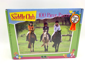 NEW Saddle Club Jigsaw